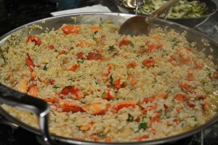 Hell S Kitchen Lobster Risotto Recipe