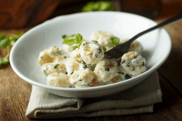 Easy and Simple Homemade Ricotta Gnocchi