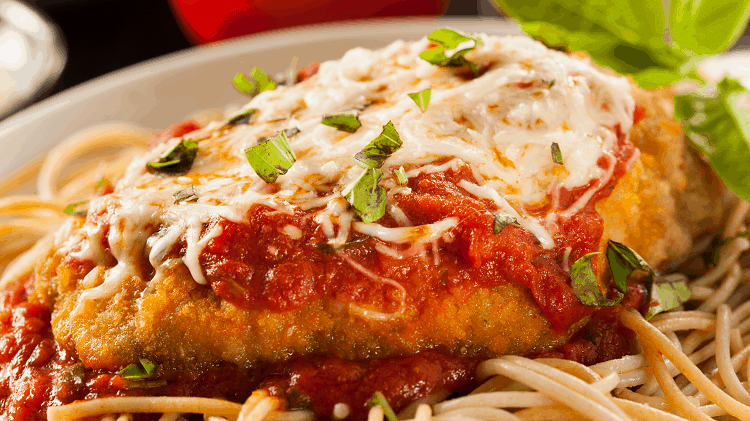 Gordon Ramsay Breaded Chicken Parmesan Recipe
