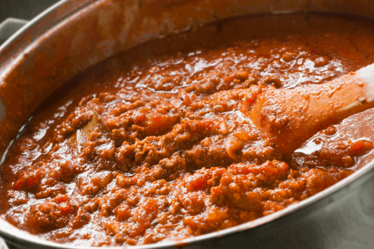 Gordon Ramsay Simple Authentic Bolognese Sauce