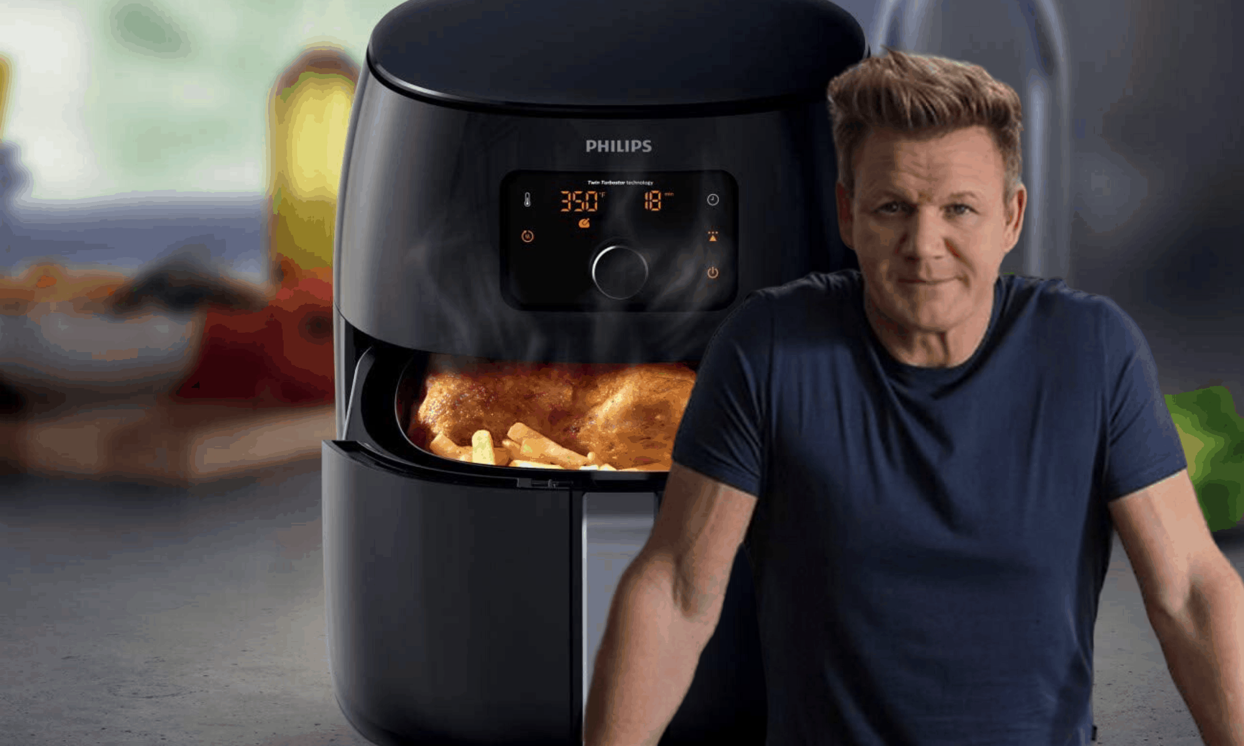 What Air Fryer Does Gordon Ramsy use