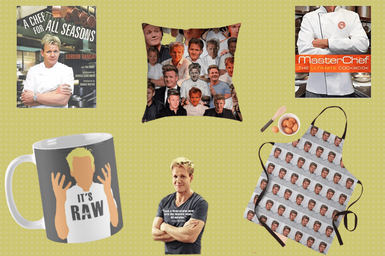 Gordon Ramsay Gift Idea