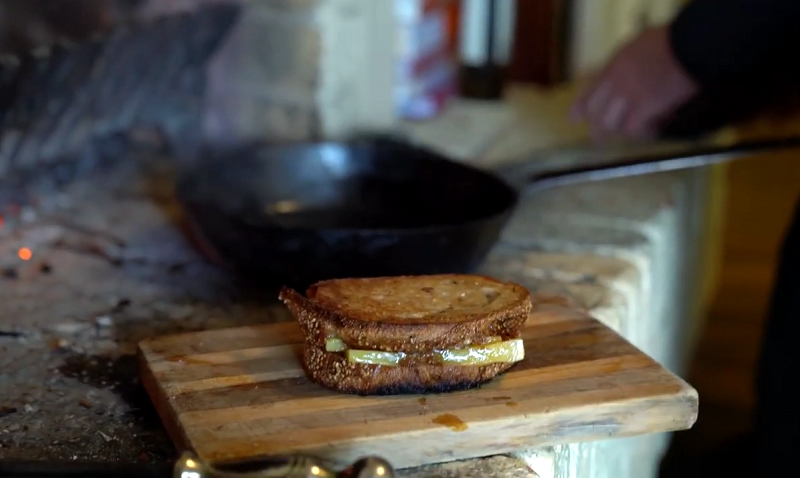 The Best Grilled Cheese Recipe by Gordon Ramsay